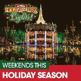 Six Flags Great America Announces 2020 Holiday in the Park Lights Season