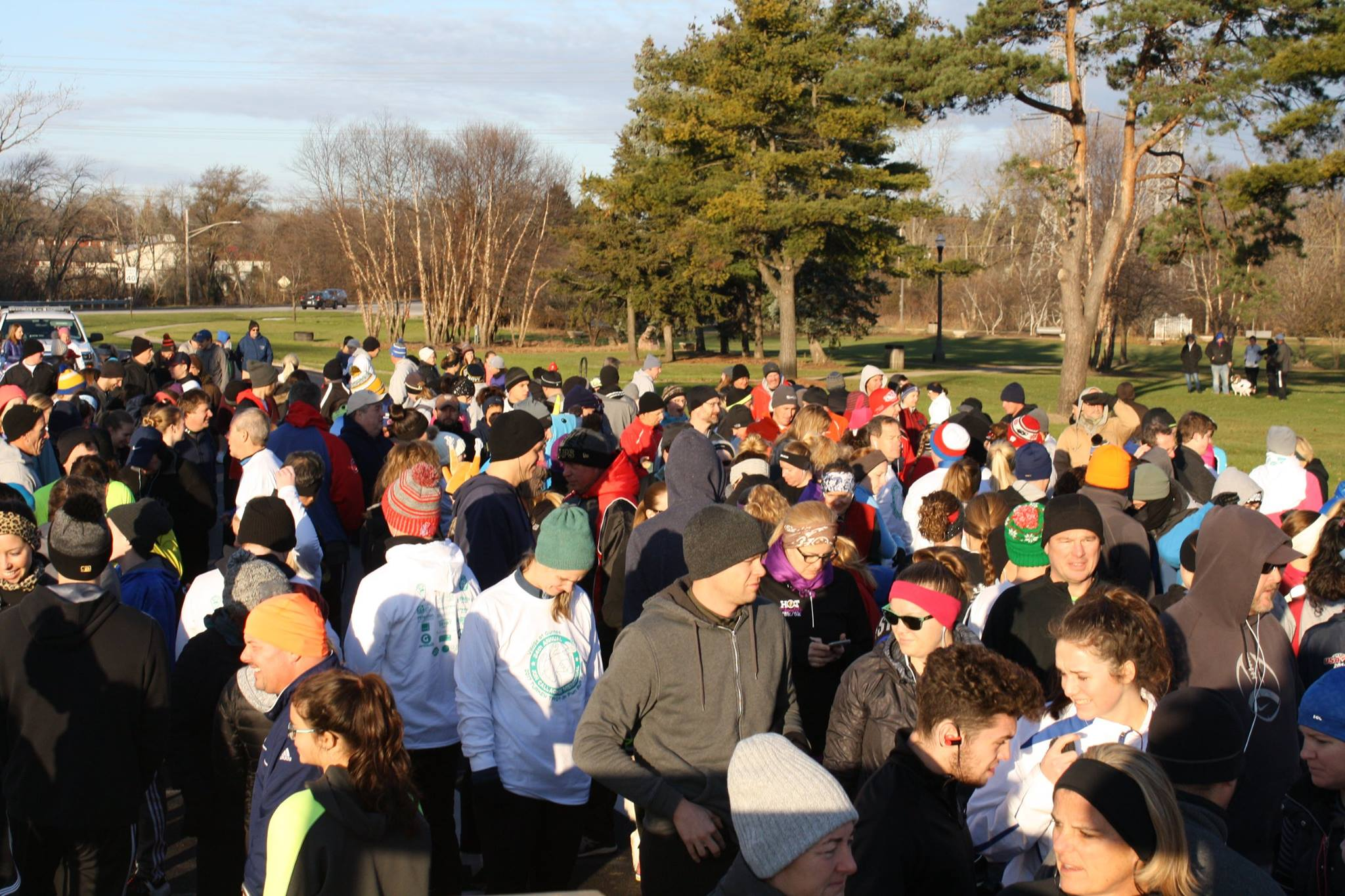 2017 Gurnee Turkey Trot Funds Distribution