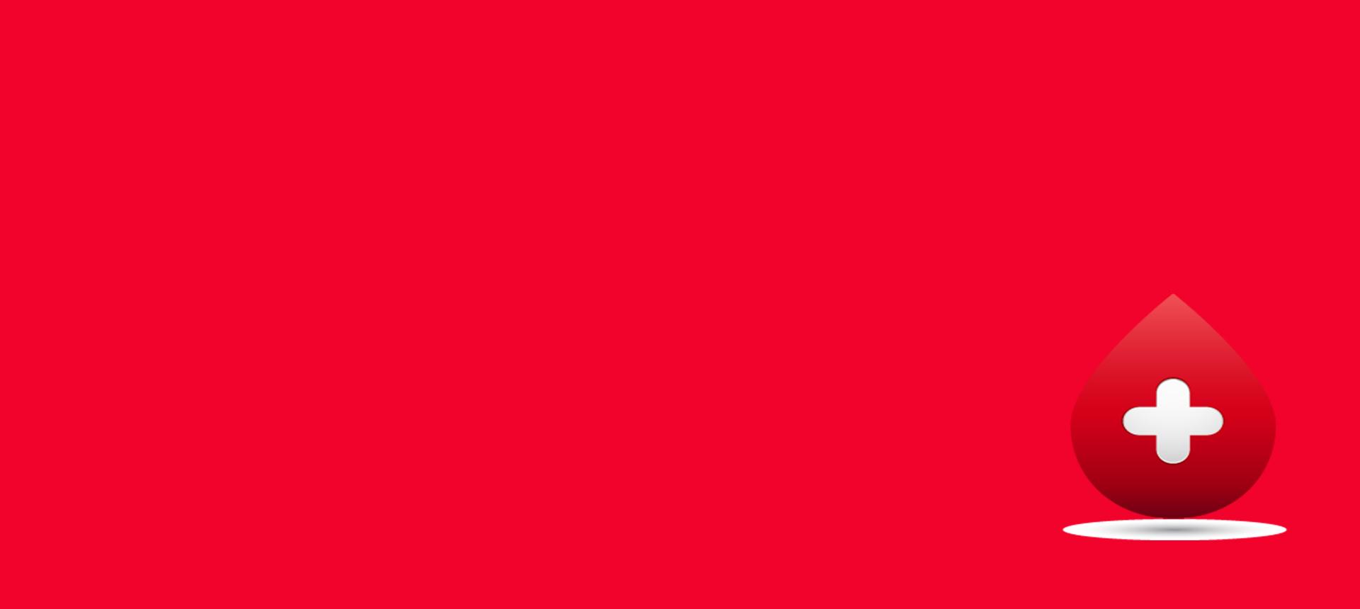 Blood Drive Banner
