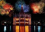 Six Flags Fireworks: July 3rd through July 6th