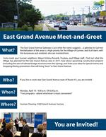 East Grand Avenue Meet-and-Greet