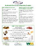 Voluntary Residential Food Scraps Recycling Program Begins July 1st