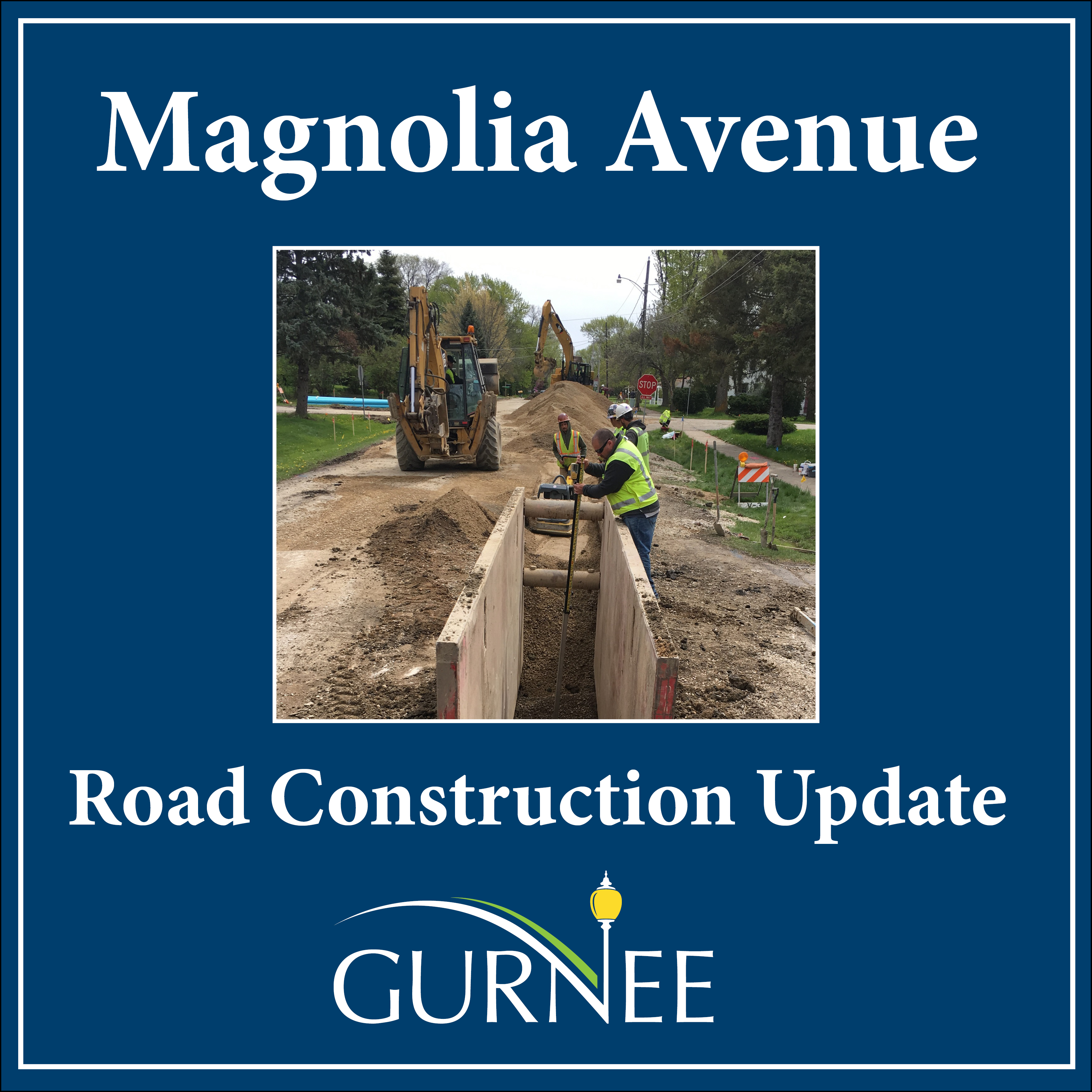 Magnolia Avenue Construction Update