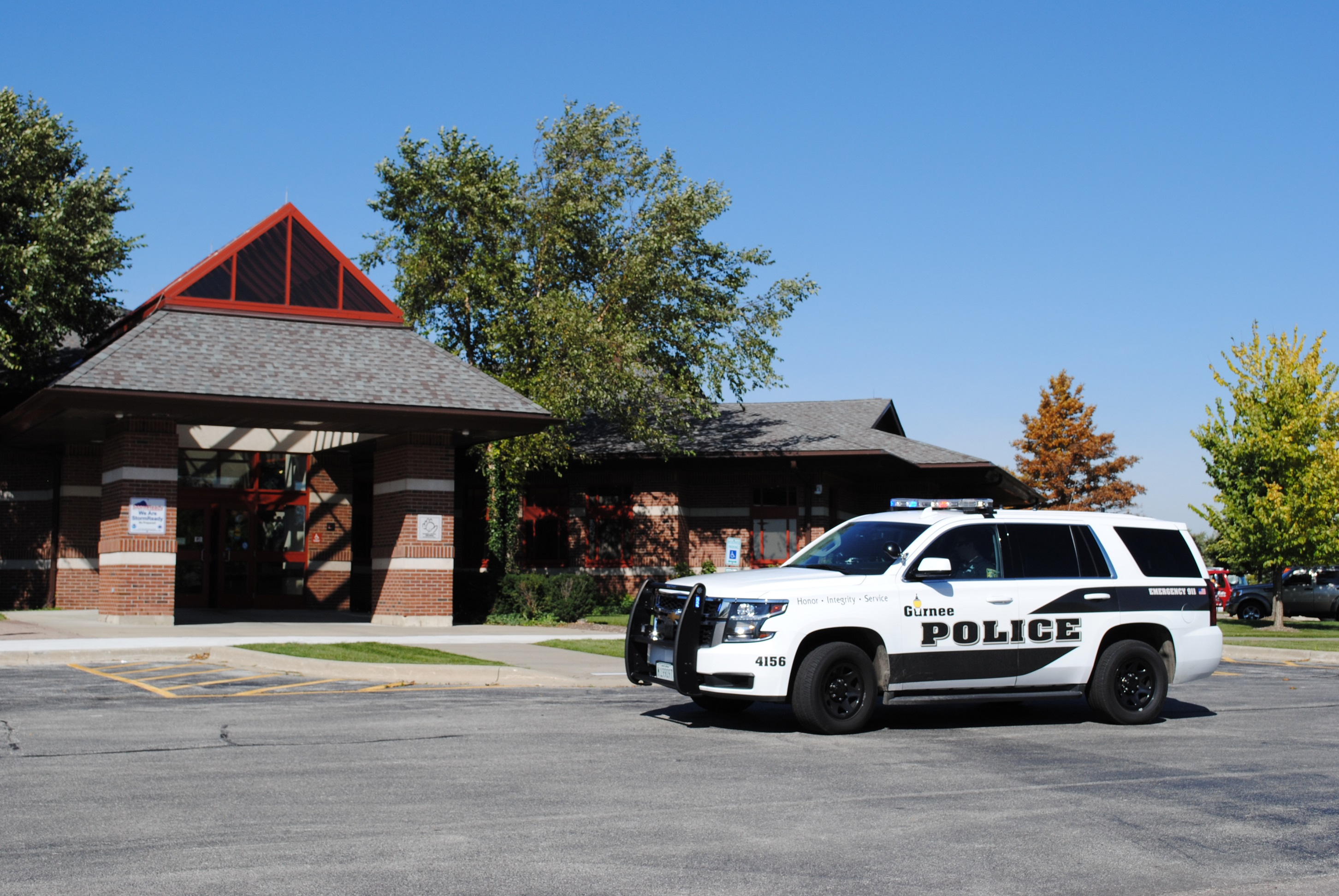 Police Station Banner