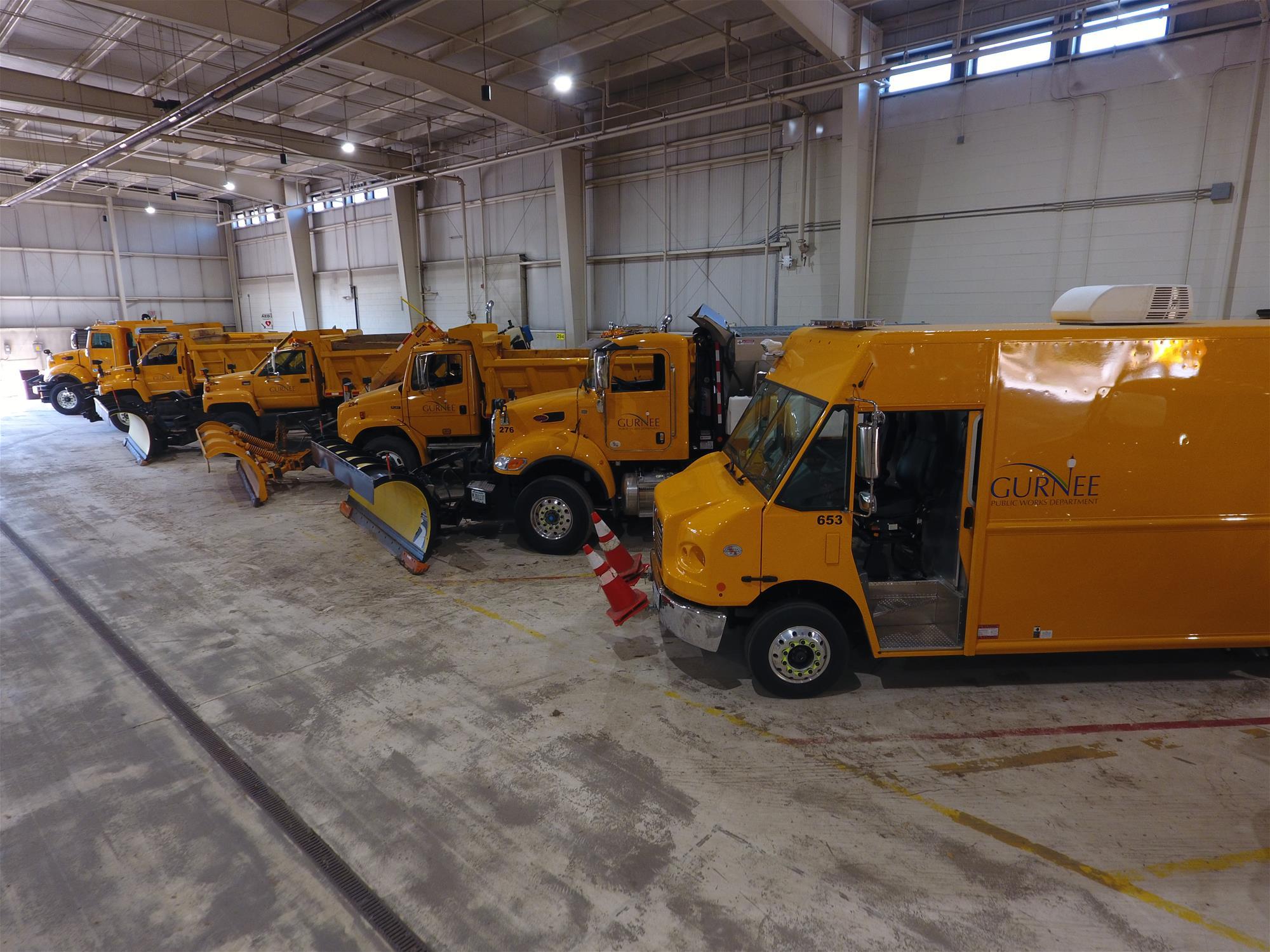 Public Works Fleet