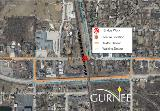 Temporary Closure of Old Grand Avenue under Canadian Pacific Railroad Bridge Begins Monday, January 20th