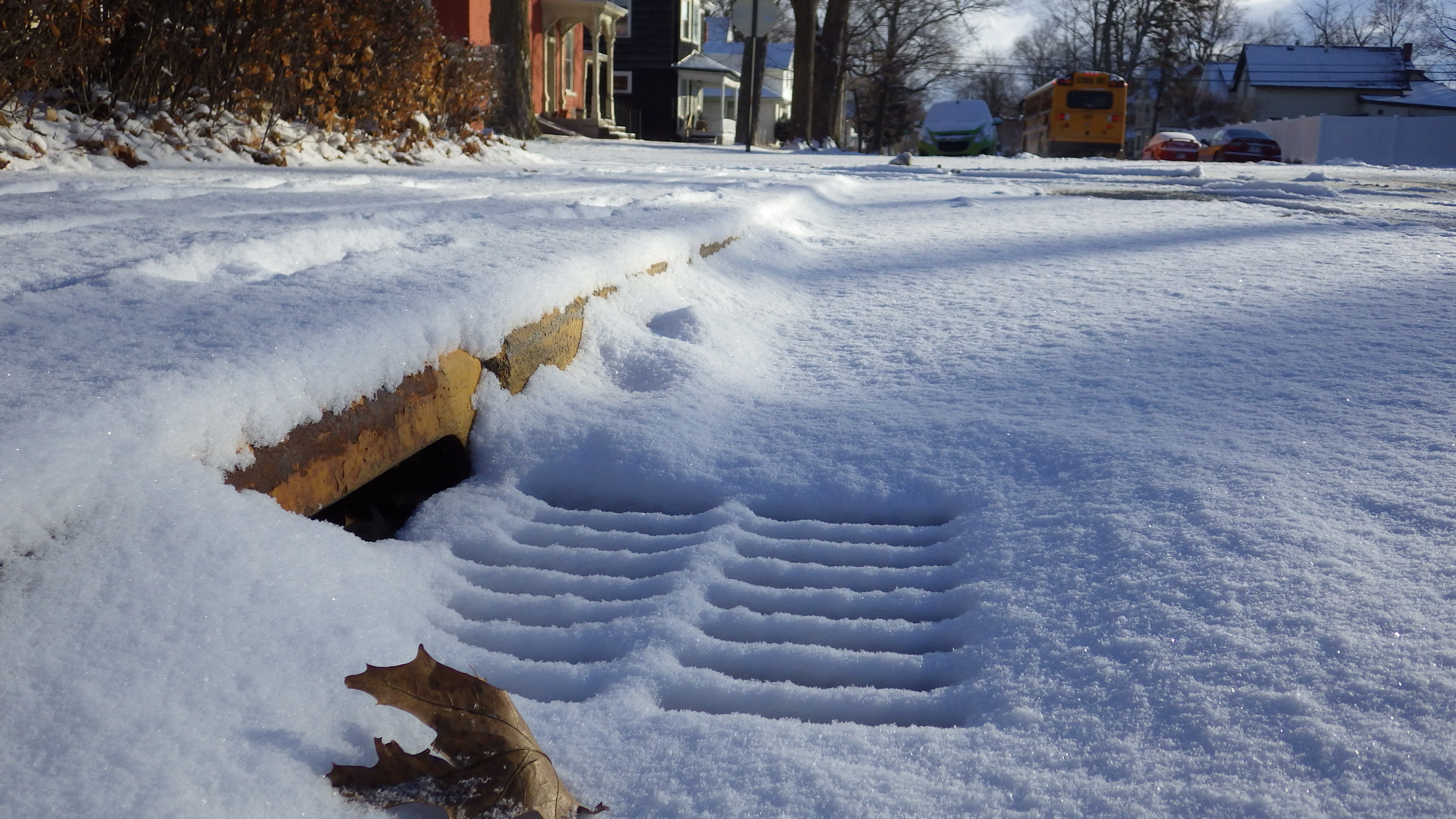 Winter Flood Prevention Tips: Keep Drainage Basins and Storm Sewers Clear from Debris