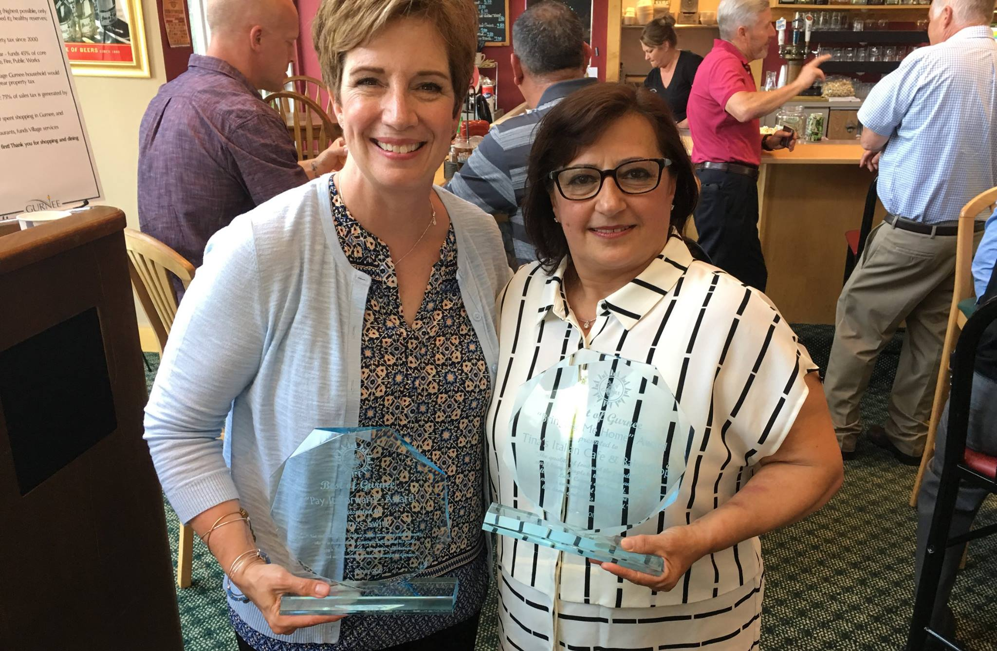 "Gurnee Recognizes Outstanding Businesses with ""Best of Gurnee"" Awards"