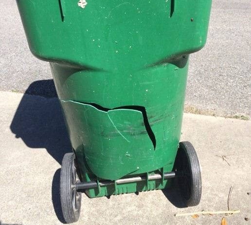 Report a Recycling/Refuse Issue