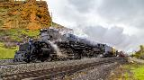 "Union Pacific's ""Big Boy"" Steam Locomotive No. 4014 to Travel through Gurnee on Friday, July 26th, 2019"