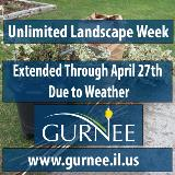 Unlimited Containerized Landscape Waste Collection Extended Through Friday, April 27th