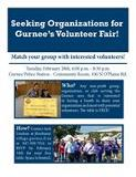 Missed the Volunteer Fair? Learn more about how to help local organizations!