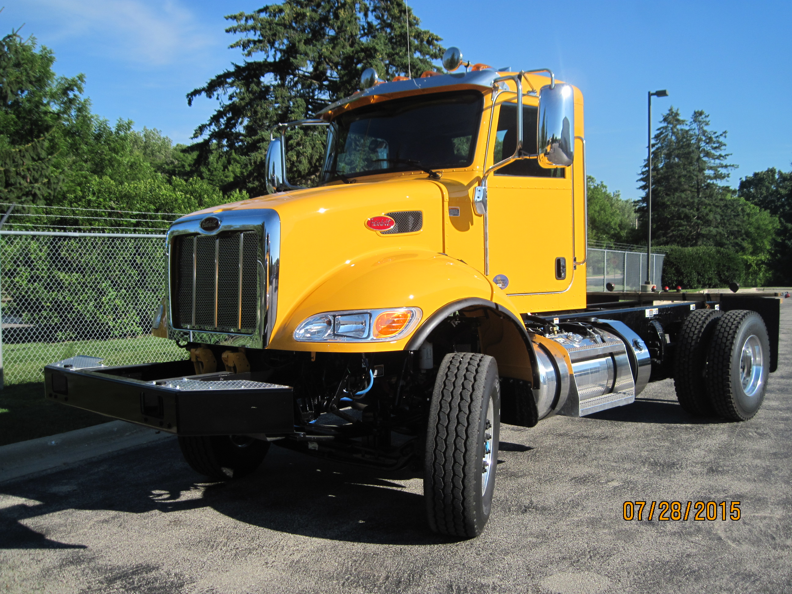 Peterbilt Chassis