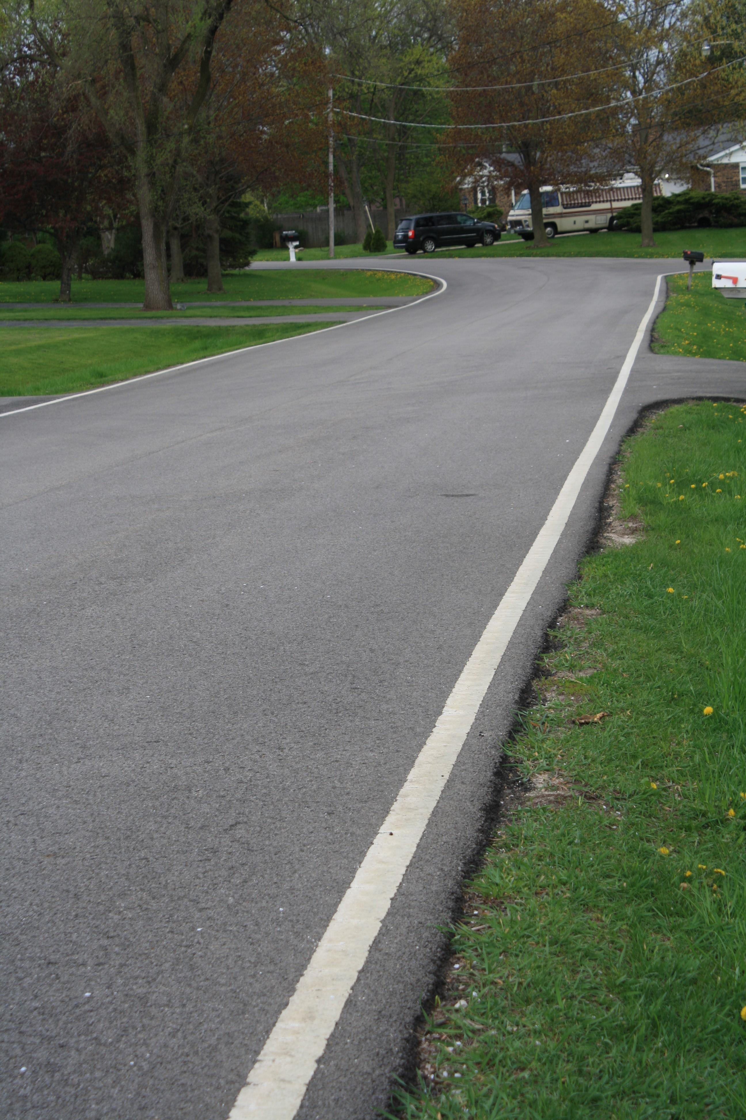 Roadway Maintenance